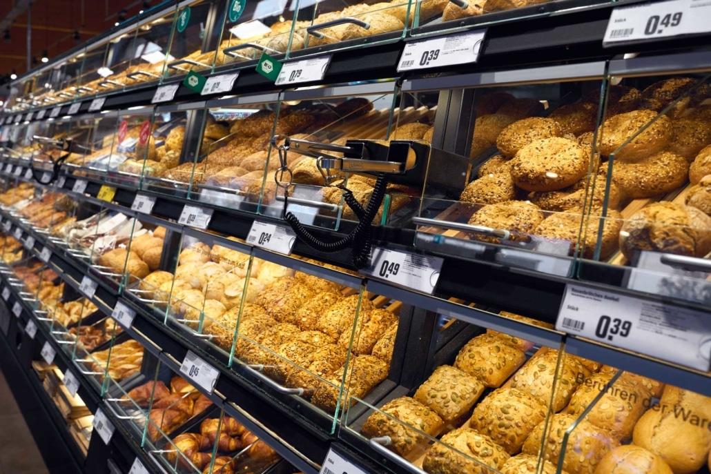 Frische Backwaren - Bäckerei in Berlin-Tegel bei REWE