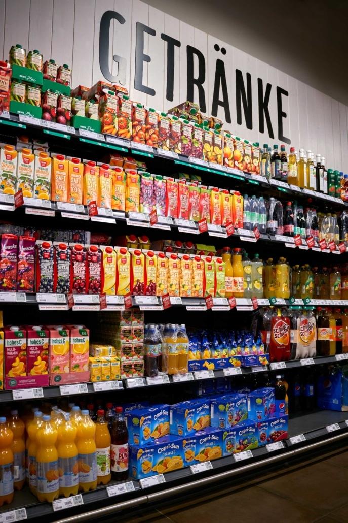 Getränkemarkt Berlin-Tegel