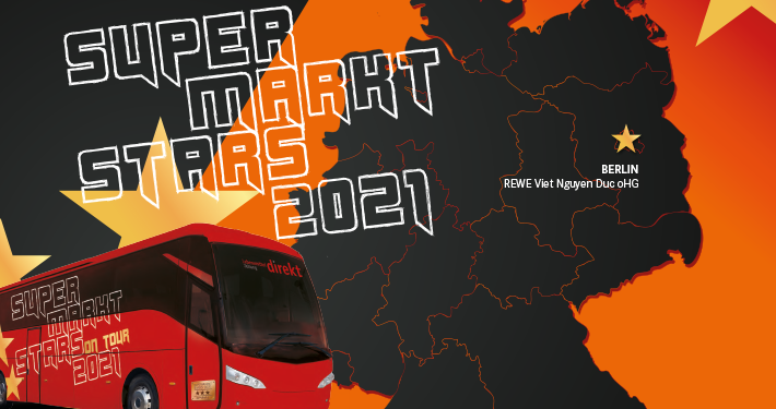 Supermarkt Stars 2021 Lebensmittel Zeitung direkt